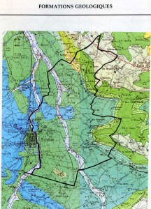 1.1.4.3. CHAVEIGNES Plan géologique