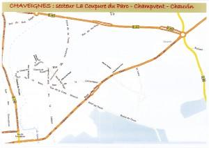 1.1.4.4. CHAVEIGNES Secteur La Coupure du Parc - Champvent