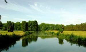 Canal du parc de Richelieu